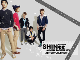 SHINee O2, by TsukiNita