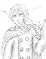 Prince of Thieves by Forever-Sam