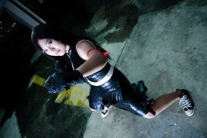 Final Fantasy VII AC - Tifa by Xeno-Photography