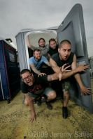The Black Dahlia Murder POTTY by JeremySaffer