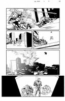 Secret Avengers 16 Page 22 by thecreatorhd