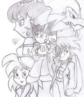 Gon and Company by SuperGon-64