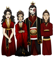 ASC 136: The Royal Family by Eira1893