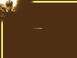 LIVESTRONG by xenodice