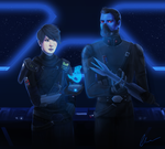 SWTOR: Agents by Chacou