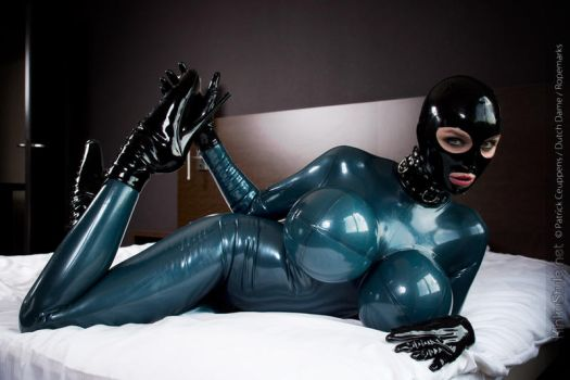 Rubberdoll by kinkystyle