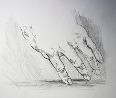 Hand quicky by straightx
