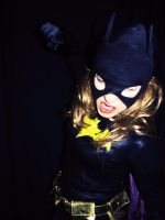 Batgirl Cosplay - Knockout! by ozbattlechick