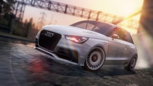 Audi A1 Most Wanted 2012 by RyuMakkuro
