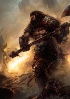 The barbarian by lovetina0726