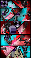 BS Round 4: Zero and Cyshkil VS Enforcer Page 32 by TheCau
