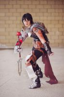 Lady Hawke by D2SCosplay