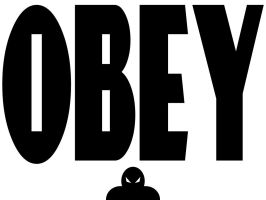 OBEY by turnasella