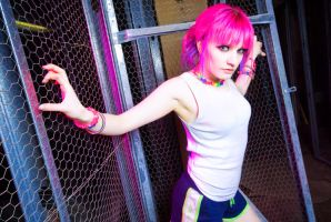 Roller Girl 3 by Colorful-Ayako