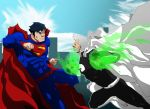 Superman v. Danny by LividPhoenix