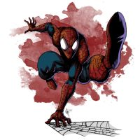 ...Does What A Spider Can by jeftoon01
