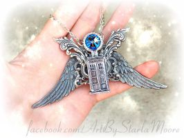 Dr. Who Auction!!! by ArtByStarlaMoore