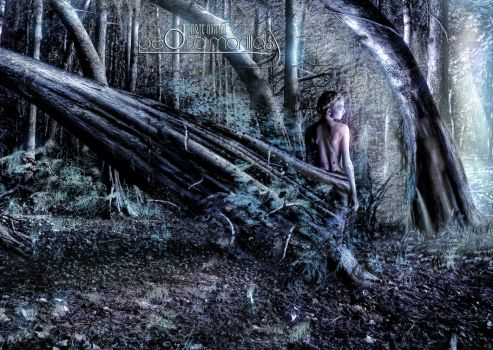 The mermaid of the forest by pedromorillas