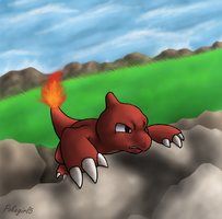 005 Charmeleon by PokeGirl5
