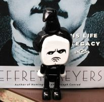 Edgar Allan Poe Custom Figure by venkman3000