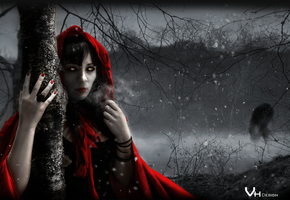 "My Version ""Red Rding Hood"" by vinvin1968"