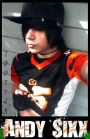 andy sixx... HOT by screamy-bubble