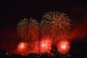 Fireworks festival 2014 to CANNES 4 by A1Z2E3R