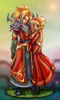Cramps Blood Elves by NoFlutter