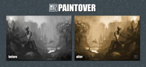 013 Paintover by muzski