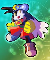 Klonoa Colors by nfteixeira