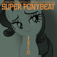 Super Ponybeat Vol. 051 Mock Cover by TheAuthorGl1m0