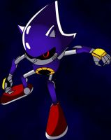 metal sonic 1 by Itachi175