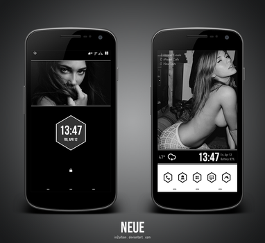 Neue by In2uition