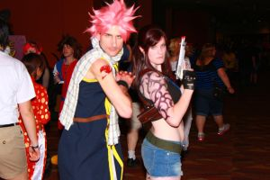 ColossalCon 2013 - Fairy Lagoon by VideoGameStupid