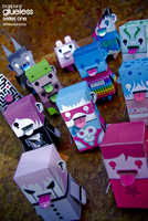 boxpunx glueless series one by jasoncat