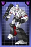 Megatron by Albert217