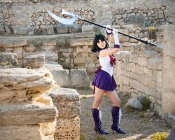 Sailor Saturn: Death Reborn Revolution! by LoveSenshi