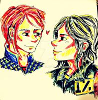 Frerard by BananaDock