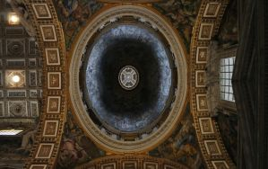 Vatican ceiling 2 by AS142