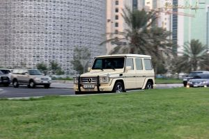 Mercedes G55 AMG by ramyk