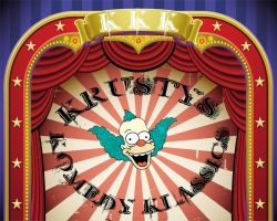 Krusty's Komedy Klassics by CitizenXCreation