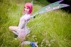 Tecna (Believix) - Winx Club by CosplaySymphony