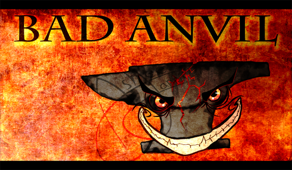 Bad Anvil Team Logo by CookieOfPower