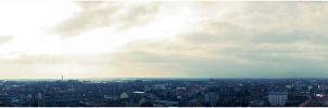 Panoramic View Osijek by slipknot03