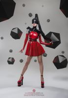 Dead Lotus Couture Red n Black by Elisanth