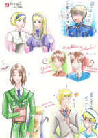 APH: some favorites by Aonabi