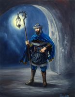 Night Watchman by Neothera