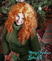 Brave - Merry Christmas! by Eli-Cosplay
