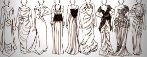 Dresses by ManabeLady1313