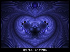 The Heart Of Winter by Brigitte-Fredensborg